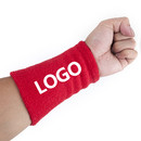 GOGO Custom Thick Solid Color 6 Inch Wristband