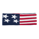 Alice US Flag Headbands / Patriot Style Wide Headband - Wholesale