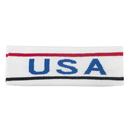 Alice USA Headband, Elastic Headbands Patriotic Awareness - Wholesale