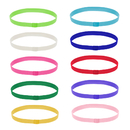 Alice Solid Color Baby Hair Bands, Fashion Slim Headbands - Wholesale
