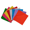 Set of 12 GOGO Assorted Solid High Quality  100 Percent Cotton  Bandannas,Great Headband,22