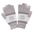 Opromo Women Touch Screen Gloves Thick Knit Warm Winter Texting Gloves