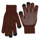 Opromo Women Winter Touch Screen Gloves Knit Warm Lined Non-slip Texting Gloves