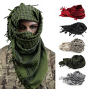 GOGO Arab Tactical Desert Scarf Face Scarf Wrap Cooling Shemagh