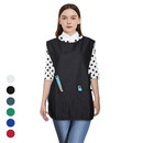 TOPTIE Unisex Cobbler Aprons with 2 pockets, Adults Chief Bib, 19 x 28 inches