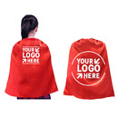 Opromo Personalized Custom Satin Superhero Capes, Halloween Costumes And Dress Up For Kids & Adults