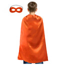 Opromo Superhero Cape and Mask Sets, Halloween Costumes and Dress-Up For Kids & Adults