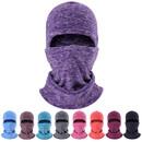 Muka Windproof Fleece Hood Balaclava Winter Neck Warmer for Outdoor Sports