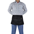 (Price/6 PCS) Opromo 3-Pocket Polyester Cotton Waist Apron, 22.5 x 12 inches