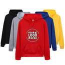 Personalized Unisex Hooded Pullover Sweatshirt Midweight Raglan with Drawstring, S-3XL