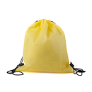 Opromo Durable Non-Woven Outdoor Sports Drawstring Backpack/Dust-proof Storage Bags