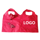 Custom Fishes Folding Shopping Bags Fits in Pocket, 14 3/4