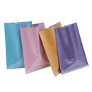 Aspire 100 PCS Open Top Aluminizing Bag, Facial Mask Packaging Bag, Powder Herbal Packaging Bag, Heat Sealing Foil Pouch