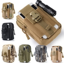 Aspire Multi-Purpose Nylon Tool Holder EDC Pouch Camo Bag