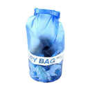 Blank 10-Liter PVC Waterproof Dry Bag