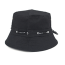 Opromo Blank Adjustable Cotton Twill Bucket Hat Outdoor Summer Fishing Hat