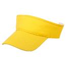 Opromo 100% Cotton Kids Visors Children Adjustable Plain Sports Visor Sun Cap