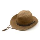 Opromo Kids Western Style Cowboys Cowgirls Straw Hat Children's Summer Beach Hat Caps