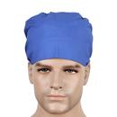 Opromo Women's and Men's Scrub Cap, 100% Cotton Adjustable Sweatband Scrub Hat