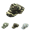 Opromo Trendy Camo Hat Children Kid's Camouflage Army Military Cadet Cap
