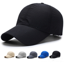 Opromo Unisex Quick Dry Baseball Cap Lightweight Breathable Mesh Sport Sun hat