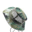 Opromo Camouflage Ripstop Floppy Bucket Summer Fish Bush Boonie Hat with Snap