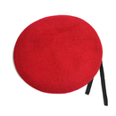 Opromo  Wool Beret without Flash British Military Berets with eyelets