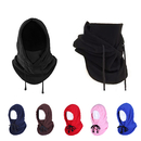 Opromo Unisex Windproof Hat Heavyweight Balaclava Fleece Hood Outdoor Sport Cap
