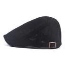 Opromo Mens Breathable Summer Hat Newsboy Beret Ivy Cap Driving Cabbie Flat Cap