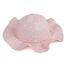 Opromo Infant Toddlers Baby Girls Wide Brim Sun Protection Summer Floppy Hat