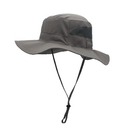 Opromo Outdoor Sportwear Quick-dry Boonie Sun Protection Bucket Hat Fishing Cap
