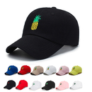 Opromo Embroidered Dad Hat Adjustable Polo Style Unconstructed Cotton Baseball Cap