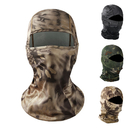 Opromo Balaclava Windproof Ski Masks Camouflage Face Mask Cycling Helmet Skull Cap