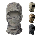 Opromo Balaclava Face Mask Windproof Ski Masks Outdoor Camouflage Neck Gaiter Motorcycle Helmet Liner