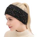Opromo Stretch Cable Knit Headband Head Wrap Winter Warm Ear Warmer - 20 Colors