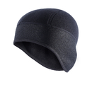 Opromo Winter Warm Fleece Helmet Liner Cycling Skull Cap Beanie with Ear Covers