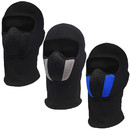 TOPTIE Cotton Balaclava Ski Mask with Breathable Windproof Mesh Face Cover