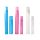 12 PCS Aspire Perfume Spray Bottle, Plastic Tube Empty Refillable Perfume Bottles Spray for Travel and Gift( 5ml, 8ml, 10ml )