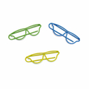 (Price/100 Clips) Officeship Glasses Shaped Clips, 1 4/5