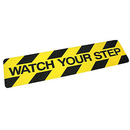 2 PCS Watch Your Step, Caution, Non Skid Safety Tape, 6