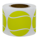 Tennis Ball Sticker, 250pcs per Roll, 2