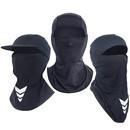 TOPTIE Breathable Cooling Balaclava UV Protection Cool Ice Silk Nylon Balaclava for Men Women Sun Hood