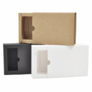 50 PCS Aspire Kraft Paper Drawer Box, Party Favor Gift Wrapping Box, DIY Treat Gift Box