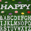 """Aspire 6"""" Height Wooden Letters Alphabet Word Free Standing Wedding Home Decor"""