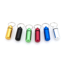 Aspire Portable Mini Pill Holder Key ring 6PCS/PACK, 2-3/4
