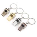 Aspire Coach Whistle Key Ring, Whistle Pendant Keychain