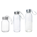 Aspire 5oz, 10oz, 14oz, 18oz Water Bottle, Stainless Steel Caps with Carrying Loop