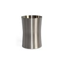 Aspire 9oz. Brilliant Stainless Steel Small Drinking Glass/Small Tumbler, 3 3/4
