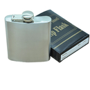 Blank Stainless Steel Flask, 7 oz, 3 4/5