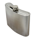 Blank Stainless Steel Hip Flask, 32 oz, 6 7/10